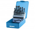 rolled twist drill set, HSS