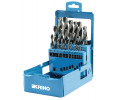 Fully ground Twist drill sets, HSS.