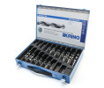150 Pcs Fully ground Twist drill set, HSS.