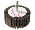 Non-woven interleaf flap wheel