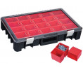 Professional organizer with  removable boxes.