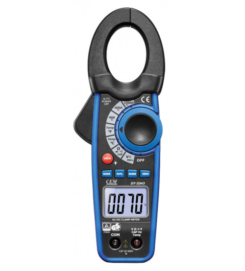 1000A AC/DC Clamp Meter