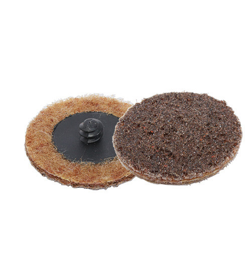 Roloc surface conditioning disc.
