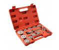 12 Pcs brake-piston wind-back tool kit.