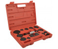 14 Pcs brake-piston wind-back tool kit.