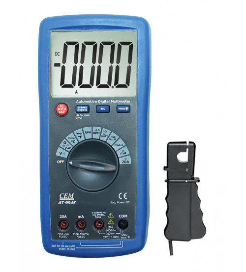 Automotive Digital Multimeter.